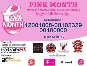 Pink Month