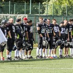 Docler Wolves II. vs. Szekszard Bad Bones 2013.06.23.